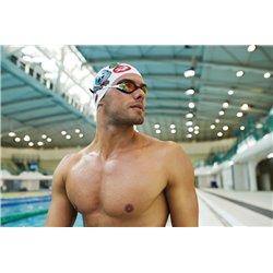 Unisex Swim Cap Soft Latex